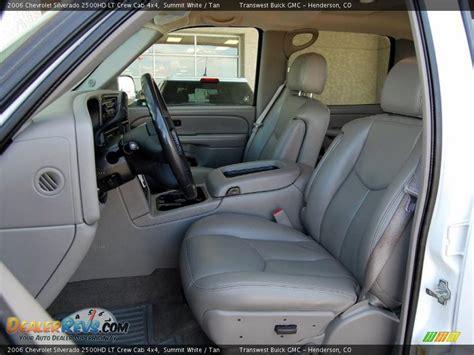 2006 Chevy Silverado Interior by Interior 2006 Chevrolet Silverado 2500hd Lt Crew Cab