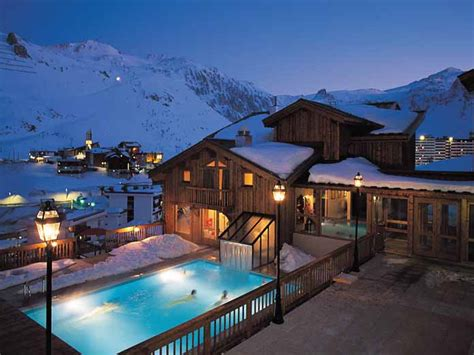 hotel tignes hotel montana tignes le lac tignes