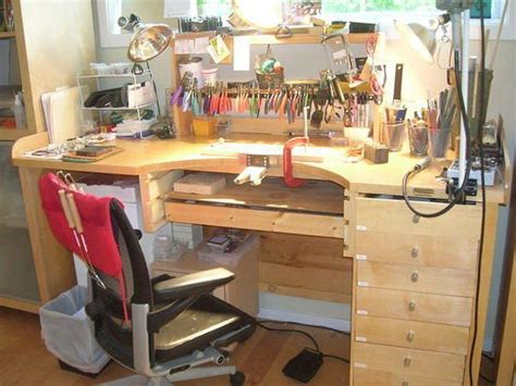 how to make a jewelers bench 1000 ideas about jewelers workbench on pinterest
