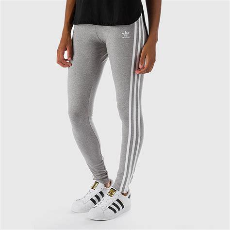 adidas legging adidas women s 3 stripe leggings grey
