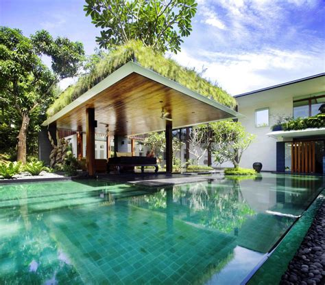 guz architects lush paradise by guz architects idesignarch interior design architecture interior