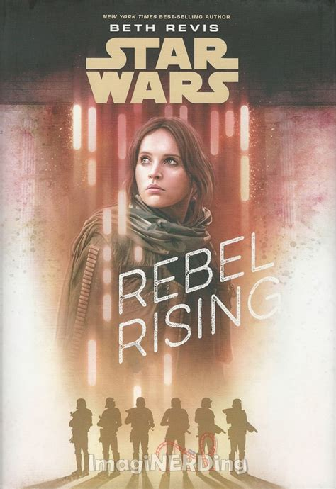 rebel rising by beth revis a star wars book review imaginerding