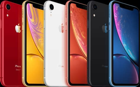 iphone xr technical specifications colors price 4k and lcd