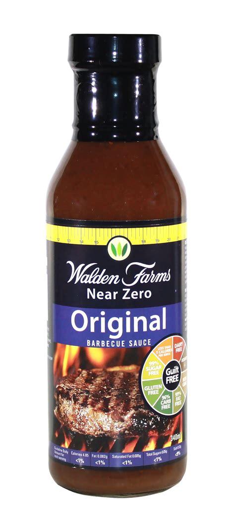 Barbecue 100 Original walden farms original bbq sauce cardiff sports nutrition