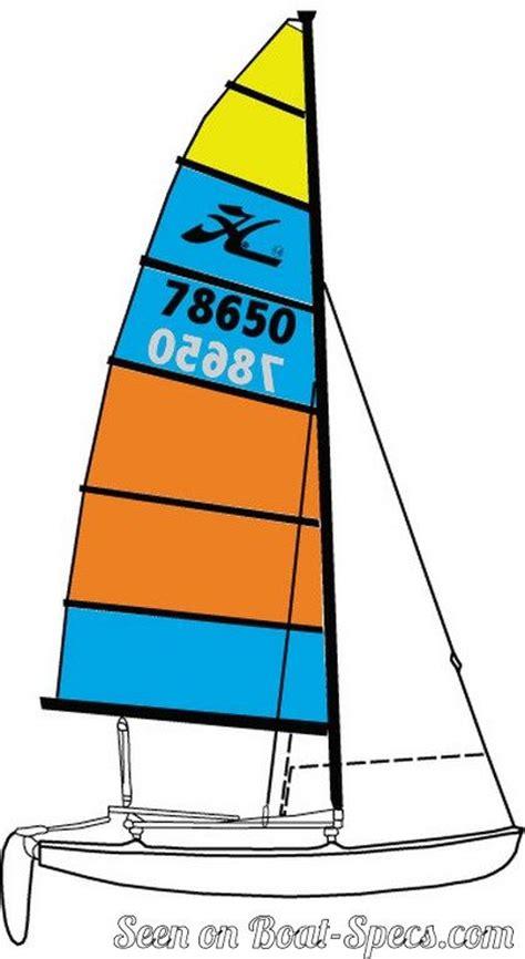 catamaran sailboat dimensions hobie cat 14 classic sailboat specifications and details