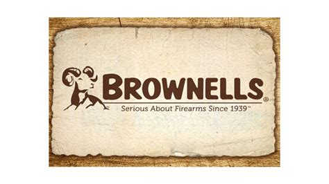 Brown Ls by Brownells Unveils Updated Company Logo Brand Message