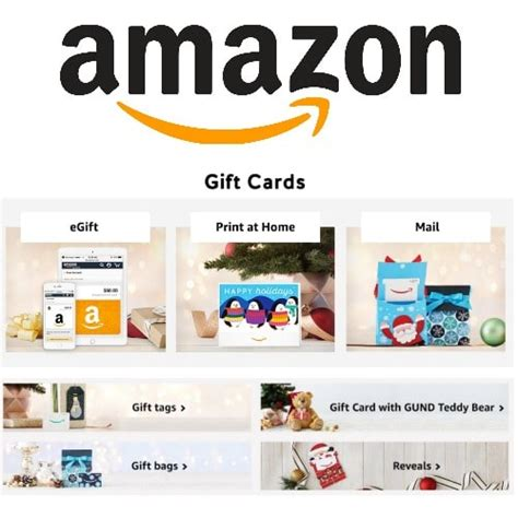 Print At Home Gift Cards - amazon huge assortment of gift cards amazon and more egift cards print at home or