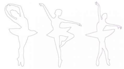 how to make paper snowflake ballerina how to instructions