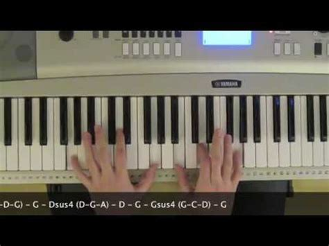 reason tutorial keyboard 10 000 reasons piano tutorial bless the lord youtube