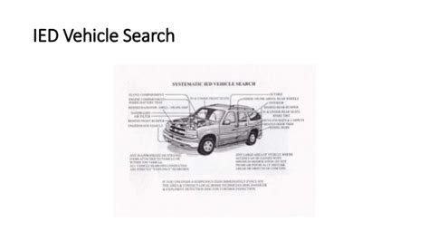 Dmv Search Ied Vehicle Search