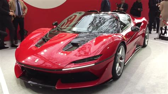 ferrari j50 limited ferrari j50 debuts in tokyo exotic car list