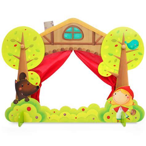 imagenes infantiles teatro teatro de madera peque 241 o eurekakids