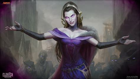 Gathering Of The Lost delirious standard mtg deck