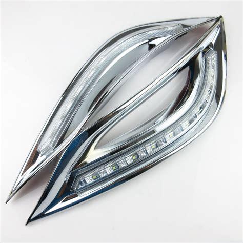 12v Led Lights For Cars Daytime Running Lights 12v Car Led Light Turn Signal Drl