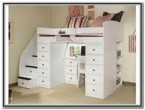 bunk bed with desk underneath ikea stora loft bed frame by