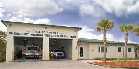 county ems collier county ems department and freund