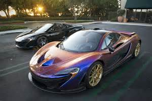mclaren p1 colors chameleon mclaren p1 belonging to los angeles
