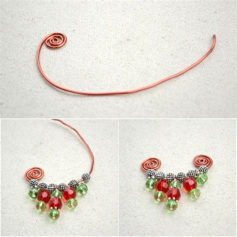 Handcrafted Wire Jewelry - handcrafted wire jewelry with unique necklace pendants