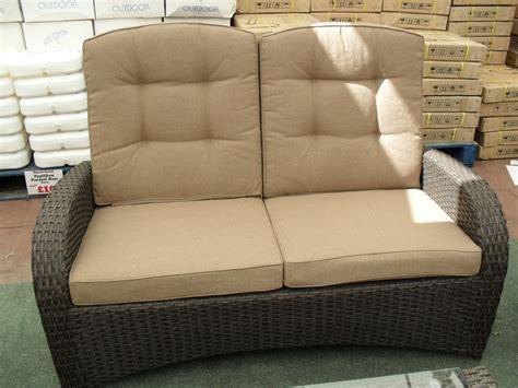 4 Seat Reclining Sofa Reclining Rattan 4 Seater Sofa Set Buy From Gardencentreshopping