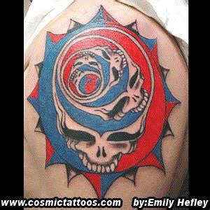 steal your face tattoo designs of photography march 2013