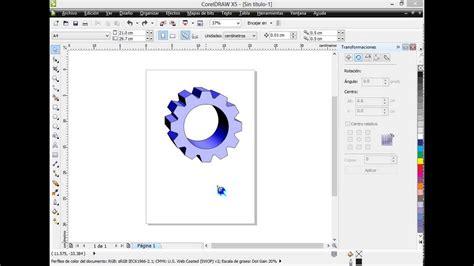 corel draw x5 not saving files como hacer engranaje en coreldraw x5 youtube
