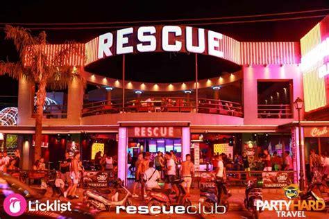 zante   rescue club zante   party hard
