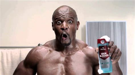 terry crews advert terry crews old spice commercials best of compilation