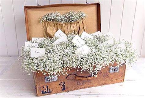 fiore suitcase 61 best images about weddings t a b l e p l a n s on
