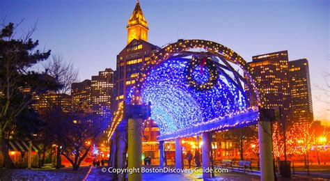 buying a christmas tree in boston best things to do in boston in december 2018 boston discovery guide