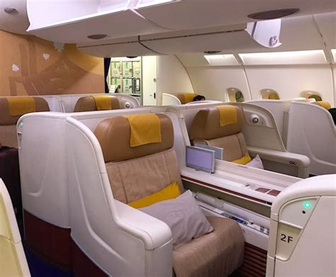 a380 cabin flight review thai airways a380 class bangkok