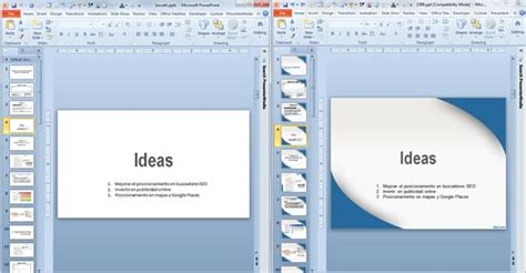 applying themes in powerpoint 2007 applying a template to powerpoint presentation