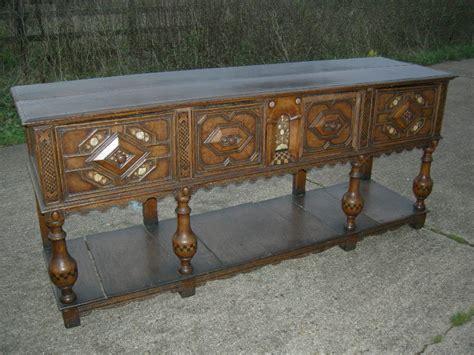 What Is Period Furniture by Antique Furniture Warehouse Jacobean Period Oak Dresser