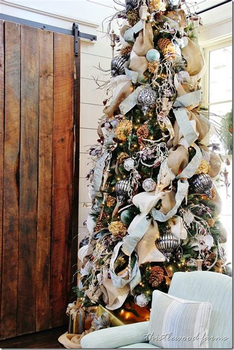 rustic christmas decor southern living 20 decorating ideas from the southern living idea house