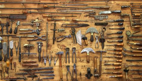 ancient woodworking tools wallpaper wall tools etc free desktop