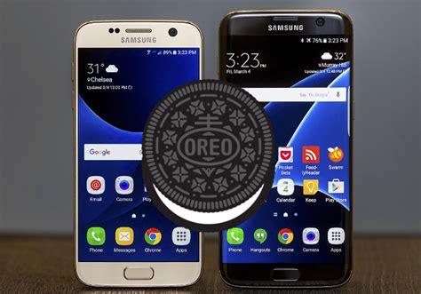 Android Oreo Samsung S7 by Android 8 0 Oreo Para El Samsung Galaxy S7 Traer 225 Bixby Y