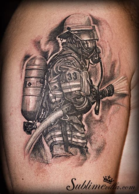 fireman cross tattoo 25 best ideas about fireman on