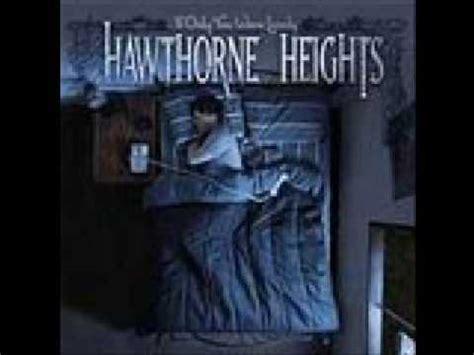 Hawthorne Heights Light Sleeper light sleeper hawthorne heights