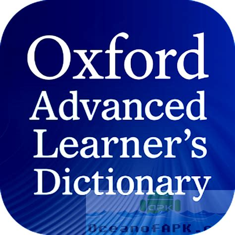 oxford dictionary offline apk android free oxford advanced learner dictionary 9th edition apk free