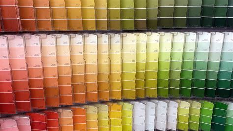 paint chips best ways to test paint colors