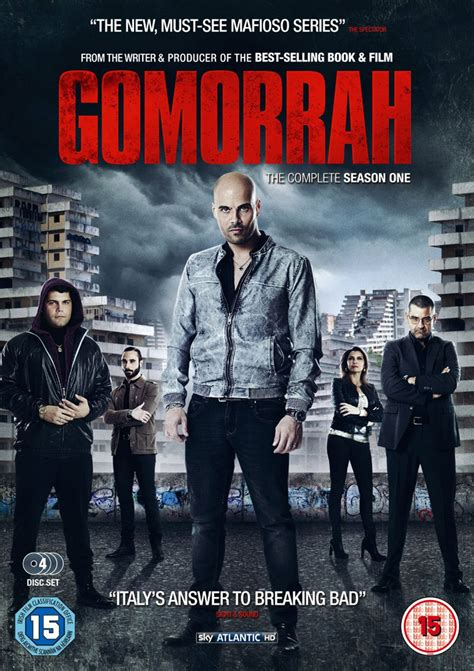 it series 1 gomorrah the complete season one review pissed