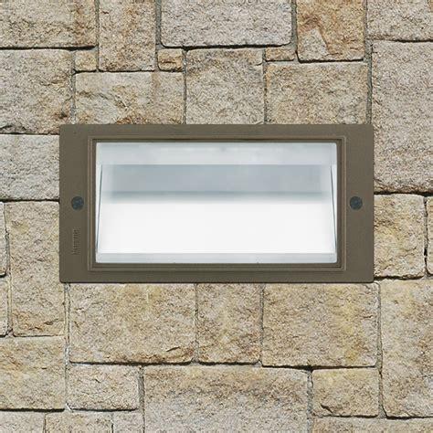 illuminazione da esterno disano disano lada segnapasso da incasso per giardino ebay