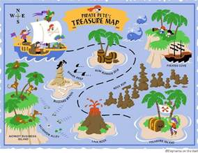 Wall Murals For Kids Playrooms free printable pirate treasure map google search boy