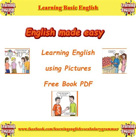 simple english learning book 1246 best images about learning english vocabulary and