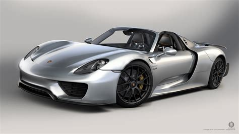 custom porsche 918 2015 porsche 918 spyder front by dangeruss on deviantart
