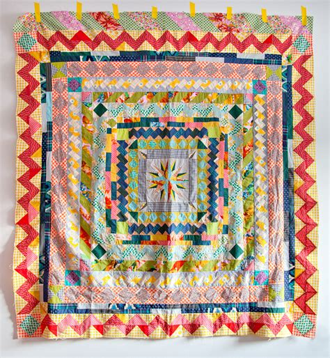 Medallion Quilts Free Patterns by Medallion Quilt Carrie Strine