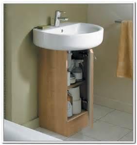 Under Sink Bathroom Storage Ideas
