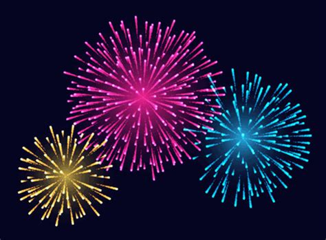 how to draw new year firecrackers how to create festive fireworks with stipplism and