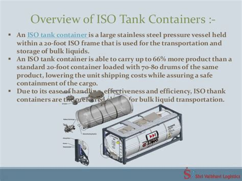 introduction of iso tank containers