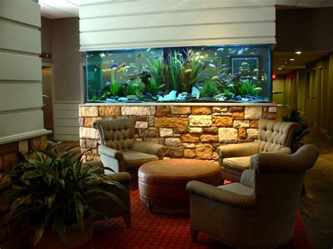 aquarium patterns for home office home designing