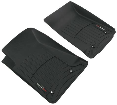 Weathertech Mats Free Shipping by Weathertech Front Auto Floor Mats Black Weathertech